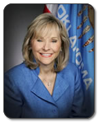 Governor Mary Fallin